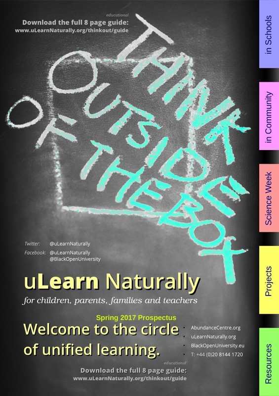 http://www.ulearnnaturally.org/thinkout/guide
